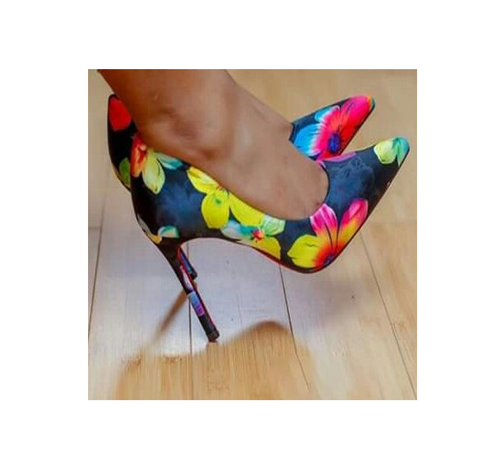 exquisite design half price detailed pictures Multicolored High Heels - Size 36-41